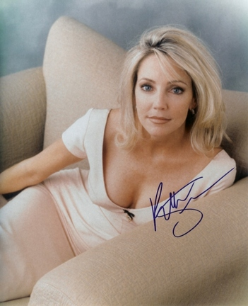"Heather Locklear Autographed 8"" x 10"" Photograph (Unframed)"