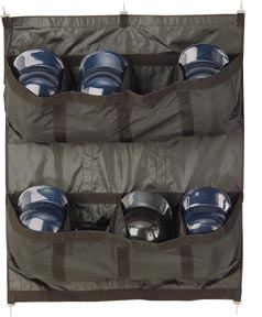 Helmet Caddy (Set of 3)