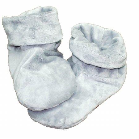 Herbal Comfort Booties - Charcoal