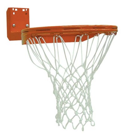 Hercules II Fixed Basketball Goal from Spalding