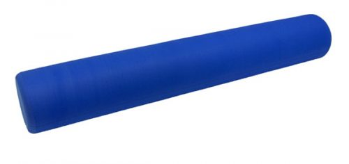 Hi-Density Round Foam Roller 36 Inch - Blue