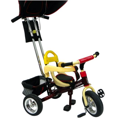 "Hollandia Deluxe 10"" Stroller / Tricycle"