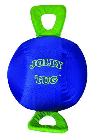 Horsemens Pride Jolly Tug 14 Inch Blue JT14 BL