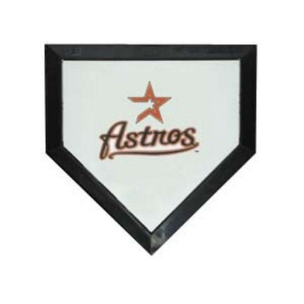 Houston Astros Licensed Authentic Pro Home Plate from Schutt
