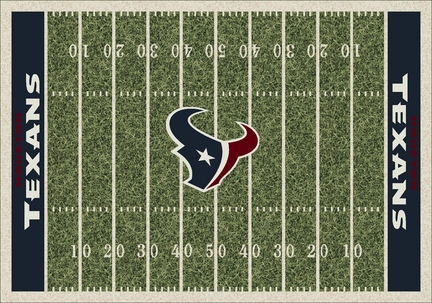 "Houston Texans 3' 10"" x 5' 4"" Home Field Area Rug"