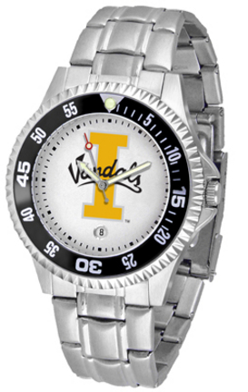 Idaho Vandals Competitor Men's Watch with Steel Band