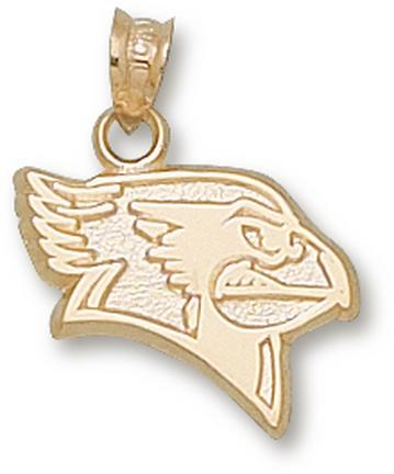 "Illinois State Redbirds ""Redbird Head"" 5/8"" Pendant - 10KT Gold Jewelry"