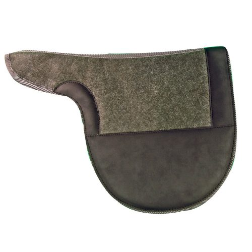 Intrepid International 158868 21.5 x 13.5 in. Race or Exercise Saddle Pad-Felt