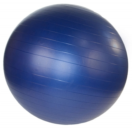 J Fit 20-0122 Stability Exercise Ball 55cm - Pearl Blue