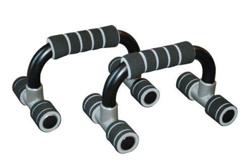 J Fit 20-0614 Padded Grip Push-Up Bars