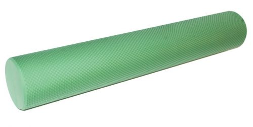 J Fit 20-0638 Textured Foam Roller 36 Inch - Green