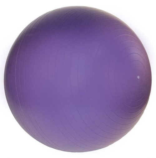 J Fit 20-2601 Professional Exercise Ball 65cm - Purple