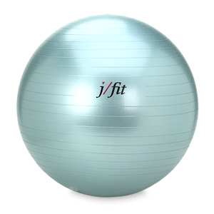 J Fit 20-3001 Professional Exercise Ball 75cm - Jade Green