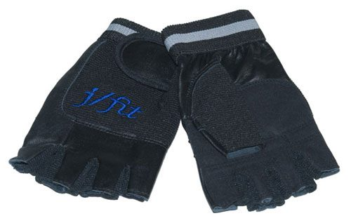 J Fit 30-1260-LRG Women's Weightlifting Gloves - Large