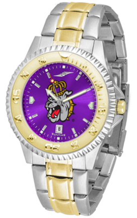 James Madison Dukes Competitor AnoChrome Two Tone Watch
