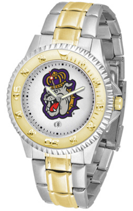 James Madison Dukes Competitor Two Tone Watch