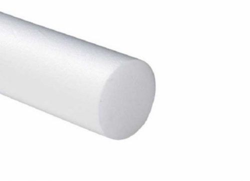 Jfit 20-0623 24 in. White Foam Roller