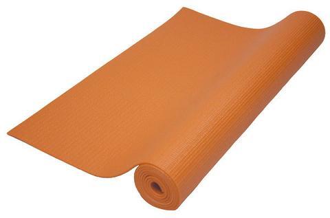 Jfit 80-8500-PUM 0.12 in. Yoga Mat Pumpkin