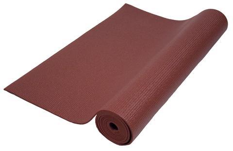Jfit 80-8600-BUR Pilates Mat Burgundy