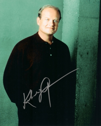 "Kelsey Grammer Autographed 8"" x 10"" Photograph (Unframed)"