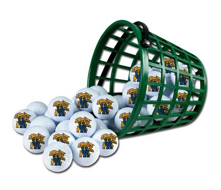 Kentucky Wildcats Golf Ball Bucket (36 Balls)