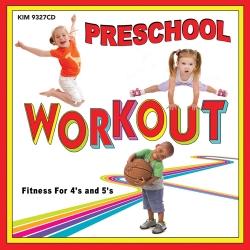 Kimbo Educational KIM9327CD Preschool Workout Cd