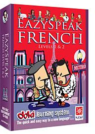 Kutoka KUEZSFRE EazySpeak French - French as A Foreign Language Levels 1&2