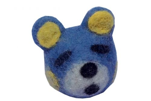 Le Sharma LSEF-09 2 in. Eco-Family Rattle Ball - Dog