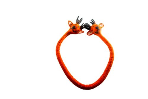 Le Sharma LSMB-05 40 in. Eco-Two Head Tuggies Deer