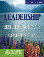 Leadership For Resilient Schools And Communities Paperback