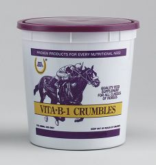 Leather CPR Horse Health 75211 Vita B-1 Crumble 20# - 75211