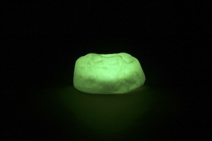"Lighted Rock / Furniture (11"" x 11"" x 19"" - No Bulb) from Pool Shot"