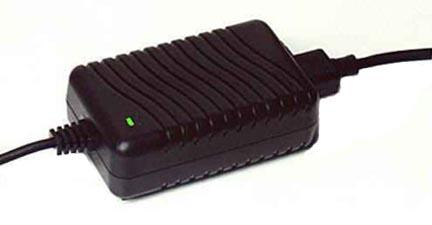 Lobster Premium Fast Battery Charger for Elite, Elite 2 and Elite 3 Tennis Ball Machines