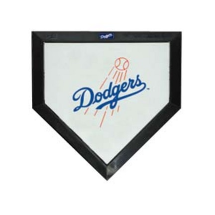 Los Angeles Dodgers Licensed Authentic Pro Home Plate from Schutt