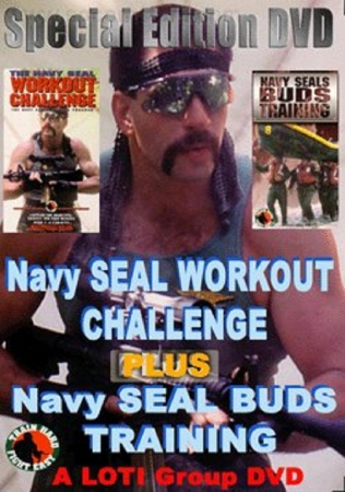 Loti GroupEducation 2000 Inc. 611597805642 Navy Seal Workout Challenge and Navy Seal Buds Training