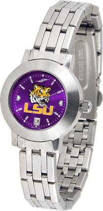 Louisiana State (LSU) Tigers Dynasty AnoChrome Ladies Watch