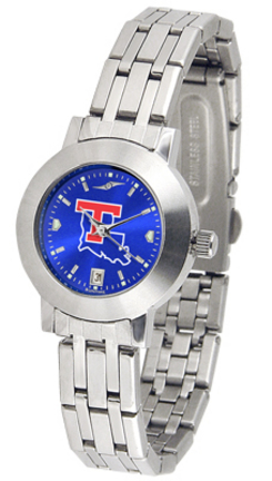 Louisiana Tech Bulldogs Dynasty AnoChrome Ladies Watch