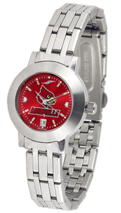 Louisville Cardinals Dynasty AnoChrome Ladies Watch