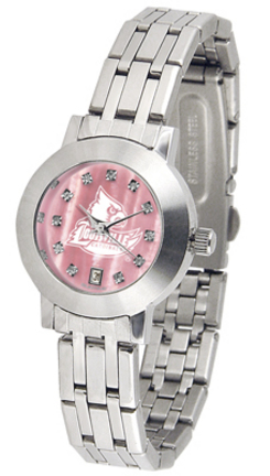 Louisville Cardinals Dynasty Ladies Watch with Mother of Pearl Dial