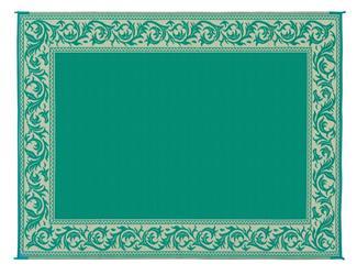 MINGS MARK RA4 Classical Mat 9x12 Green Beige