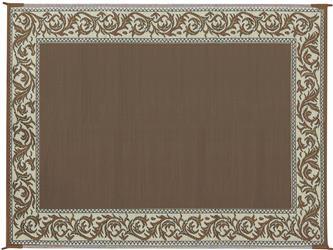 MINGS MARK RA7 Classical Mat 9x12 Brown Beige