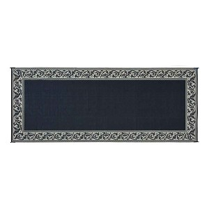MINGS MARK RC1 Classical Mat 8x20 Black Beige