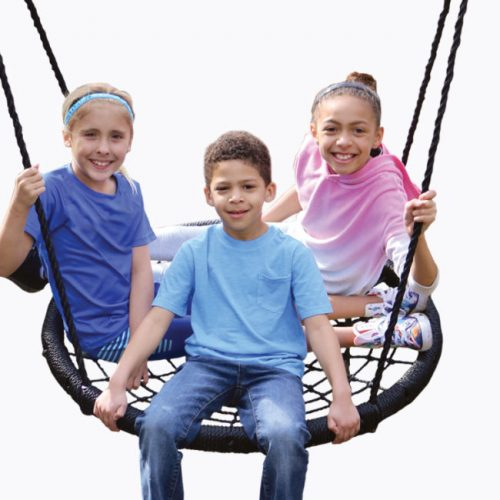 M&M Sales Enterprises MM00124 Web Riderz Nest Swing