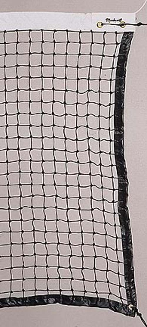 Markwort Home Court Tennis Net with Reinforced Top Binding - 42' x 3 1/2'