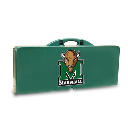 Marshall Thundering Herd Folding Picnic Table