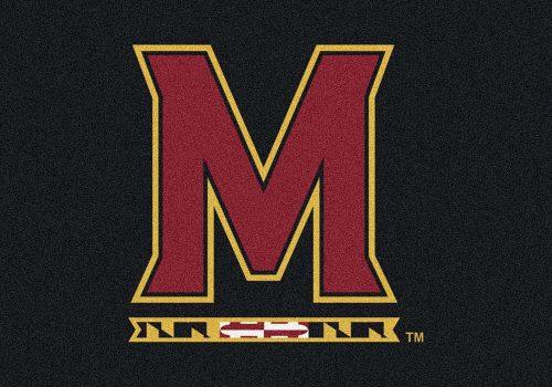 "Maryland Terrapins 3'10""x 5'4"" Team Spirit Area Rug"