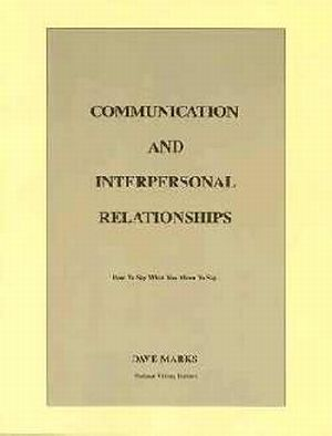 Master Books 195319 Communication & Interpersonal Relationships