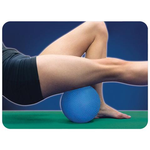 Maverick Sports Medicine PTA1275 The Orb Deep Tissue Massage Ball - 5 in. Diameter