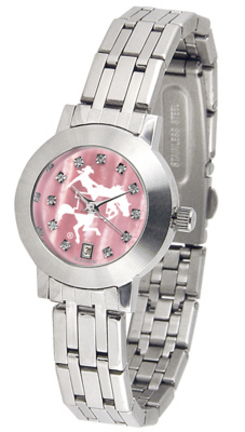 McNeese State Cowboys Dynasty Ladies Watch with Mother of Pearl Dial