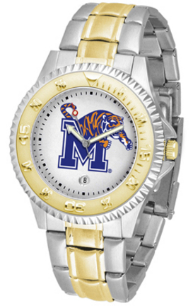 Memphis Tigers Competitor Two Tone Watch